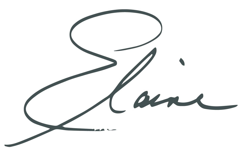 Elaine Signature-02